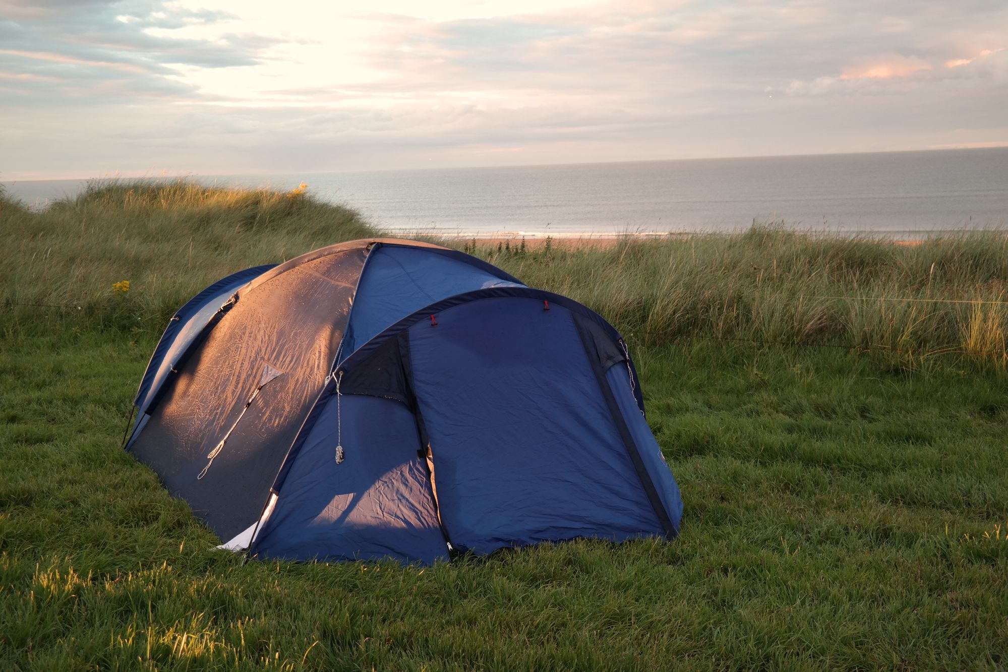 Campsites in Northumberland