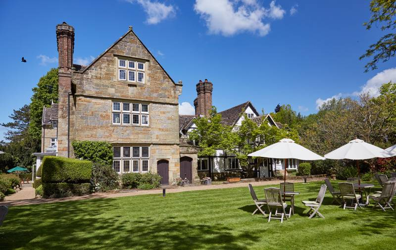 Ockenden Manor Hotel and Spa  Ockenden Lane Cuckfield West Sussex RH17 5LD
