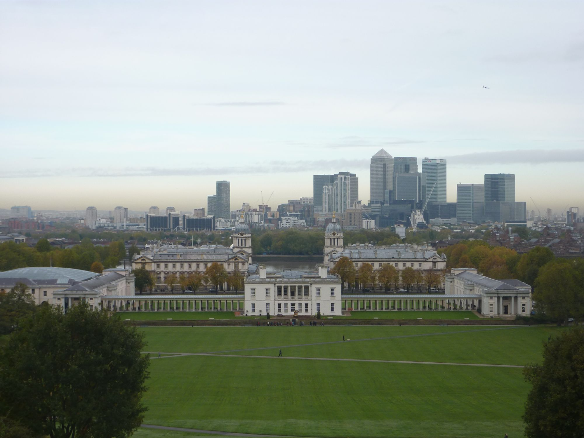 Greenwich is special