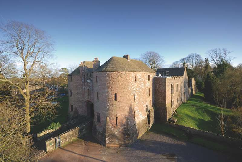 YHA St Briavels Castle St Briavels Lydney Gloucestershire GL15 6RG