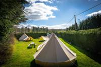 Grinshill Glamping Bell Tent