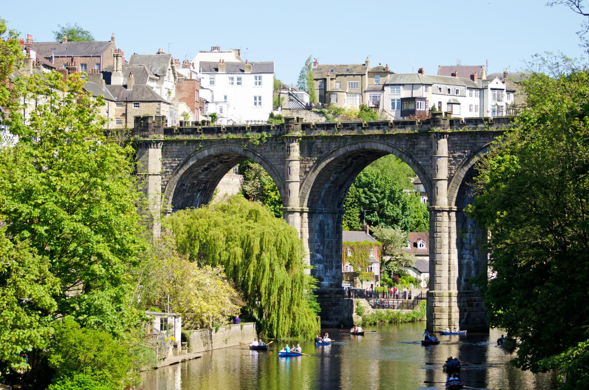 Knaresborough Camping | Campsites in Knaresborough, North Yorkshire