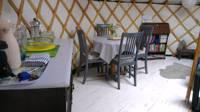 Scorrodale Yurt