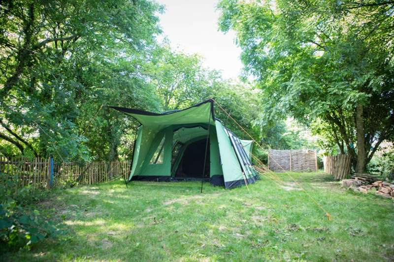 Railway 2 - Wild Camping - Private Pitch