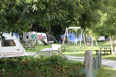 A warm welcome awaits at one of Cornwall's best-located campsites.