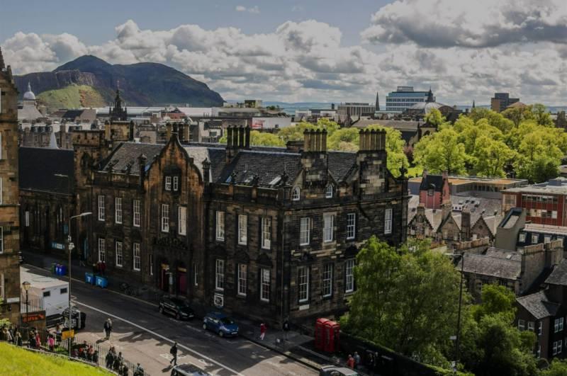 Edinburgh campervan hire