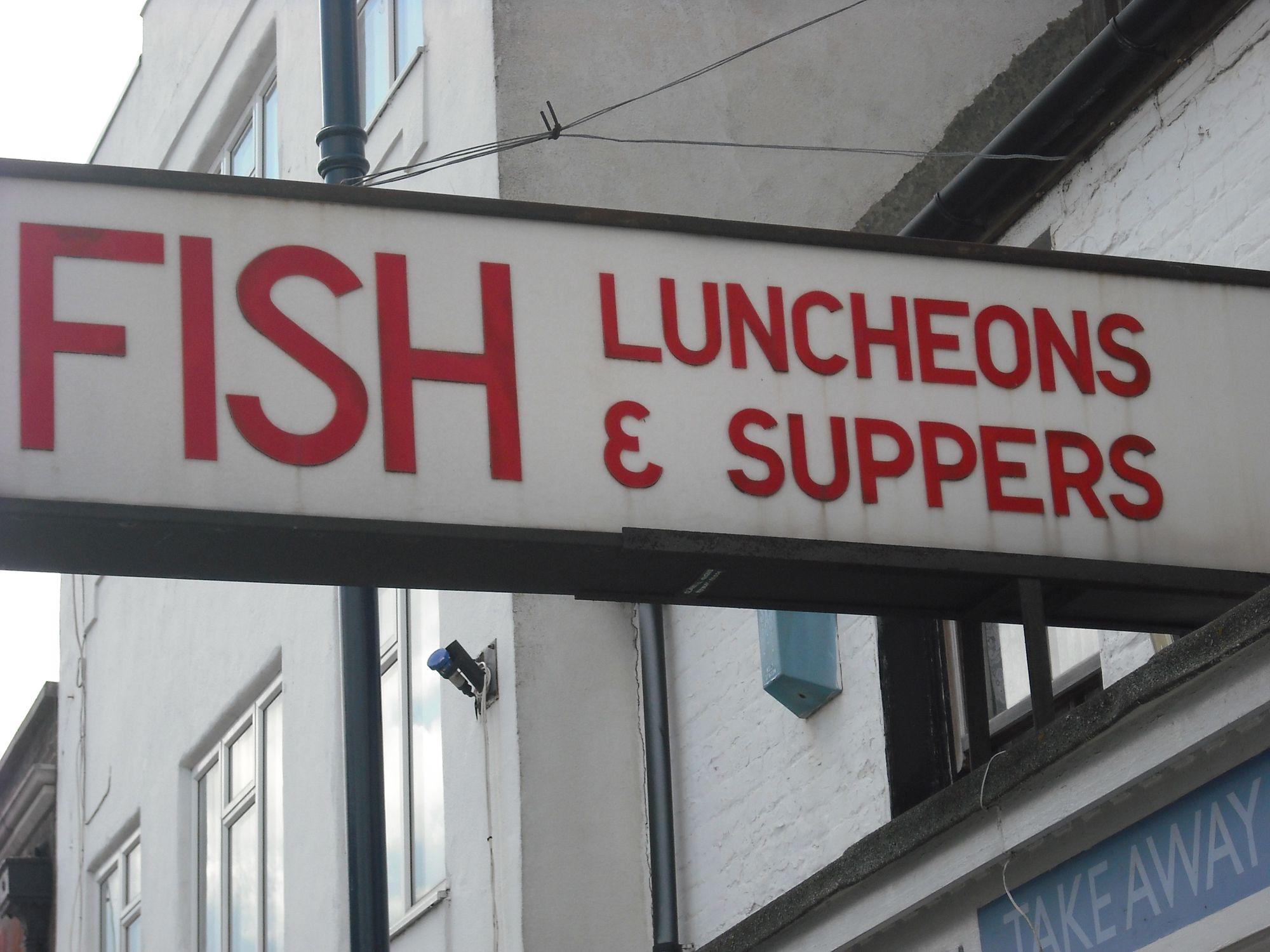 VC Jones Fish & Chips