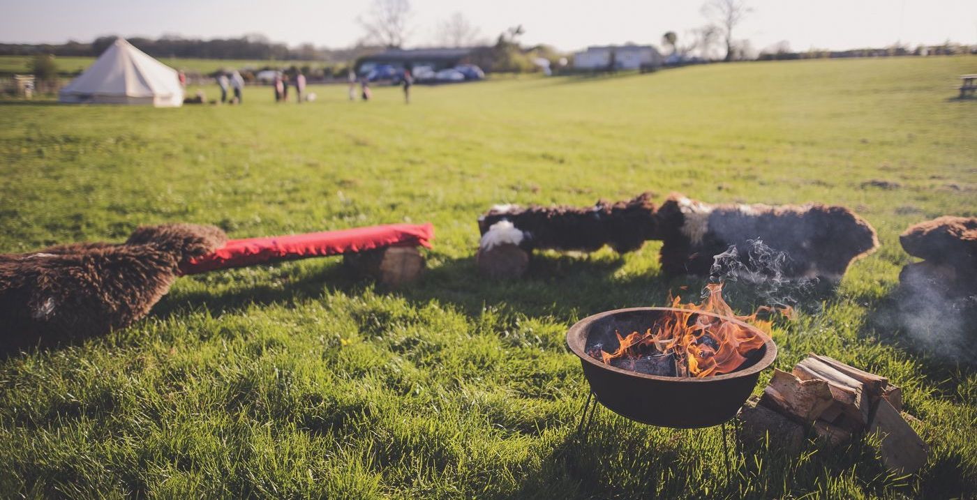 Campfire-friendly campsites in Pembrokeshire – Campfires allowed