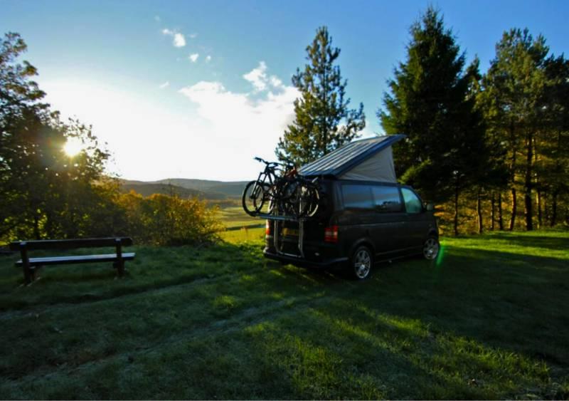 Manchester campervan hire