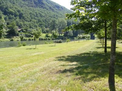 Camping du Batut Camping Batut, 12400 Saint-Izaire, Aveyron, Midi-Pyrénées, France
