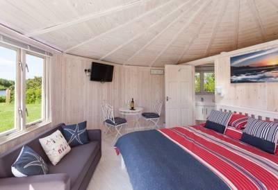 Coastal Cabins Coastal Cabins, East Long Furlong, Hartland, Devon EX39 6AT