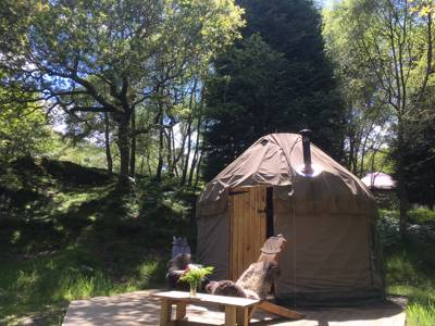 Yurt (for two)