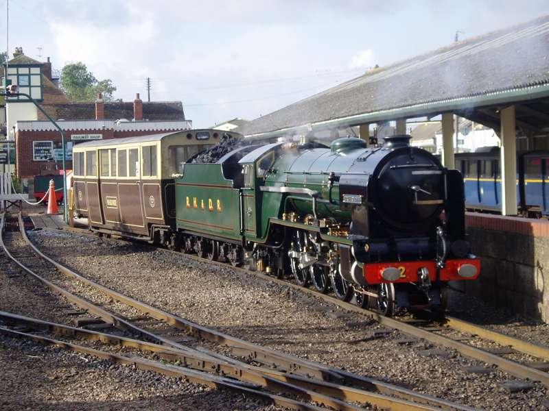 Romney Hythe & Dymchurch Railway