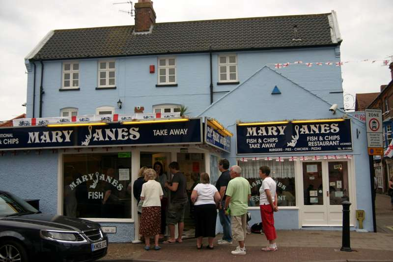 Mary Jane's Fish Bar
