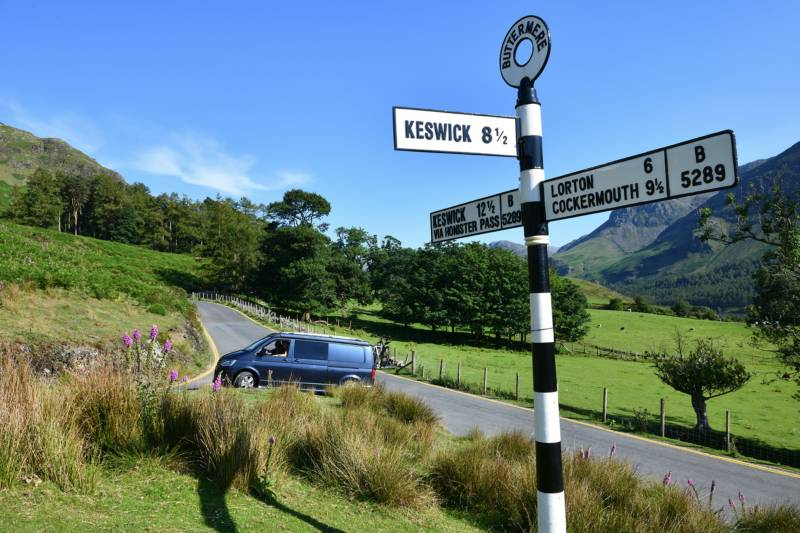 Lakes Escape Campers Bleaswood Road, Oxenholme, Kendal, Cumbria