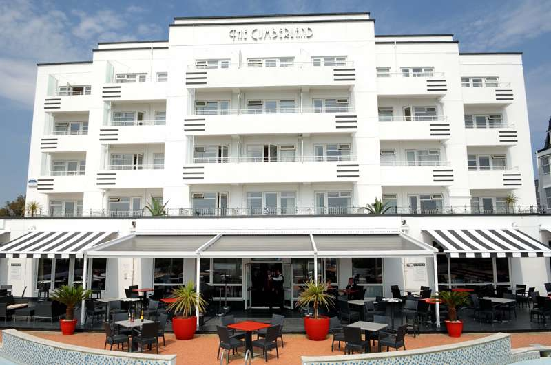 Cumberland Hotel East Overcliff Drive Bournemouth BH1 3AF