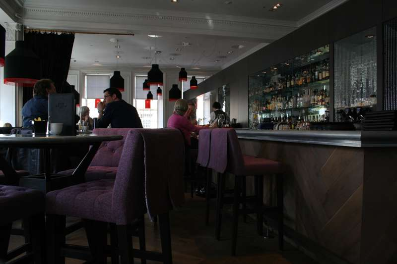 Restaurant at Blythswood Square