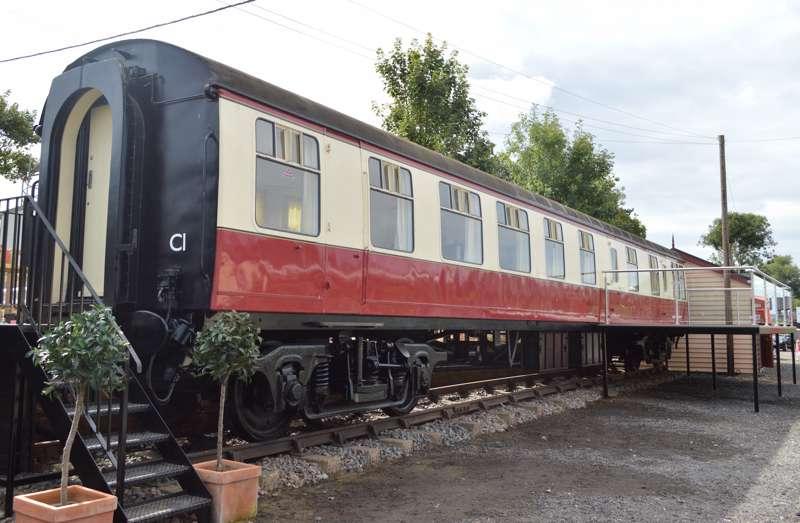 Railway Retreats Railway Retreats Station Road Northiam East Sussex TN31 6QT