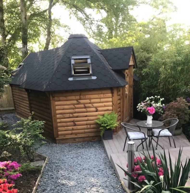 Woodman's Cabin