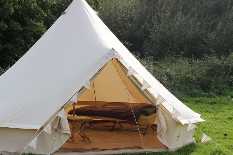 Standard Bell Tent 5m