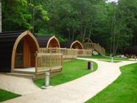 Loch Venachar - Eco Lodge