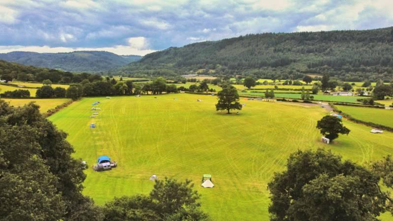 Camp Eryri Betws y Coed, Conwy