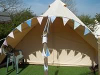 Poppy Tent