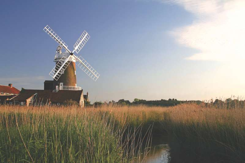 Cley Windmill The Quay Cley NR25 7RP