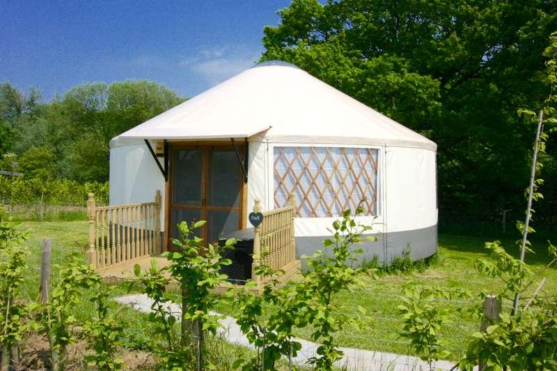 Graywood Canvas Cottages Graywood Canvas Cottages, Graywood Farm, Graywood Lane, Graywood, East Hoathly, East Sussex BN8 6QT