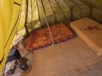 Dandelion Bell Tent