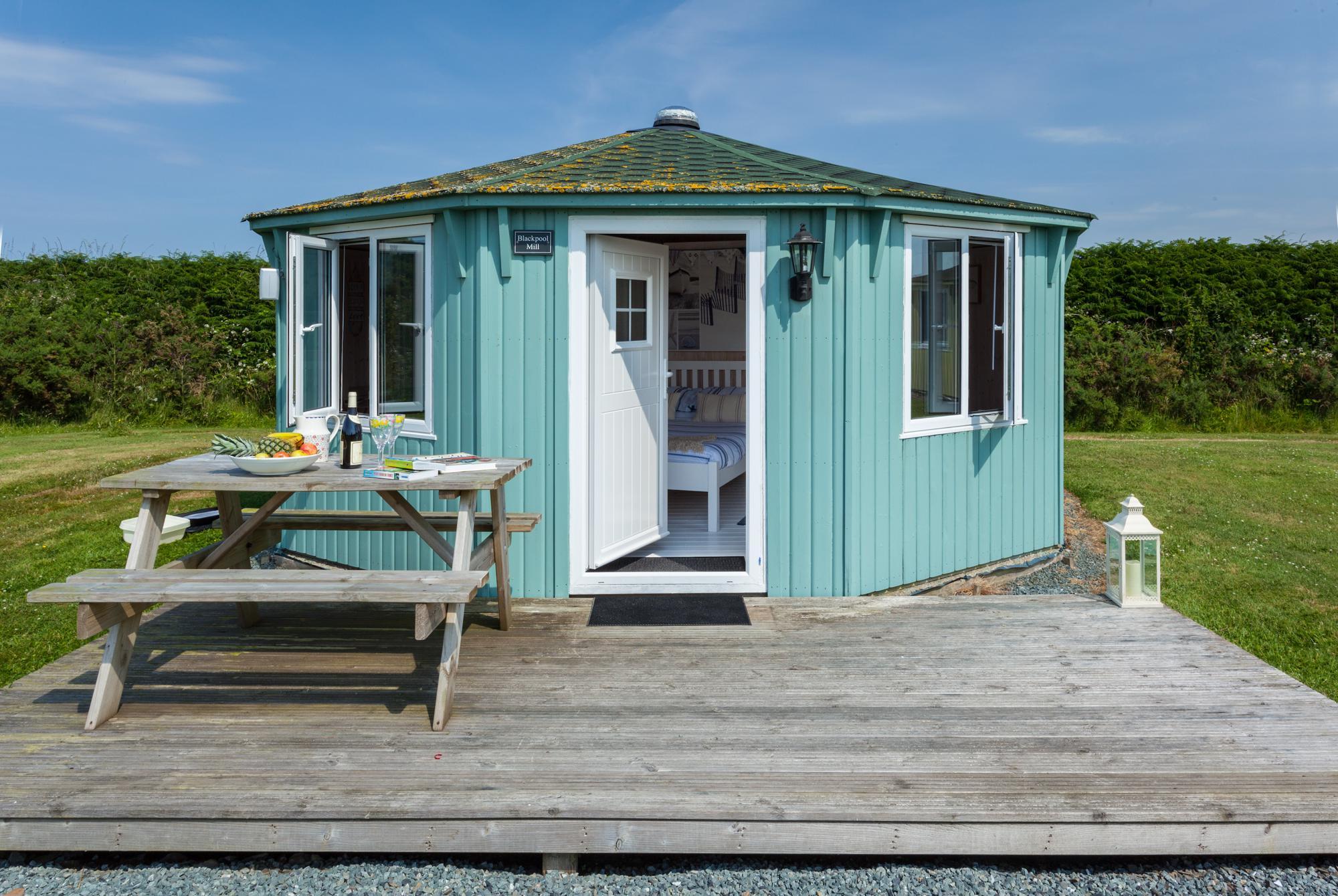 Coastal Cabins