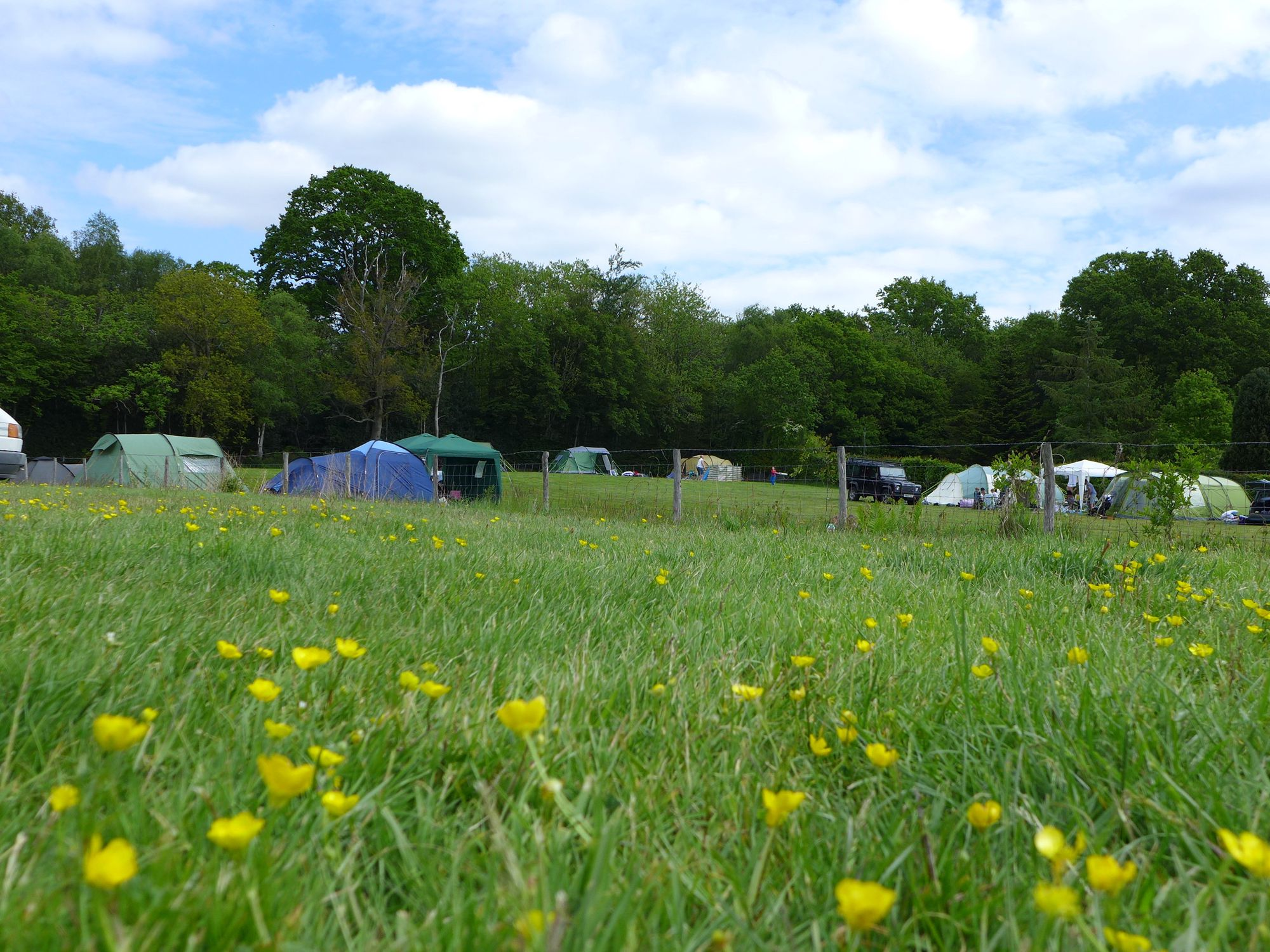 Campsites on the Weald – Best camping locations in the High Weald area – Cool Camping