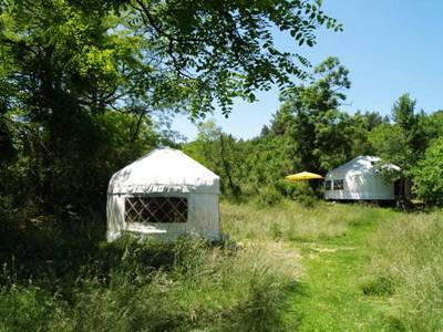 Small Yurt 2 persons