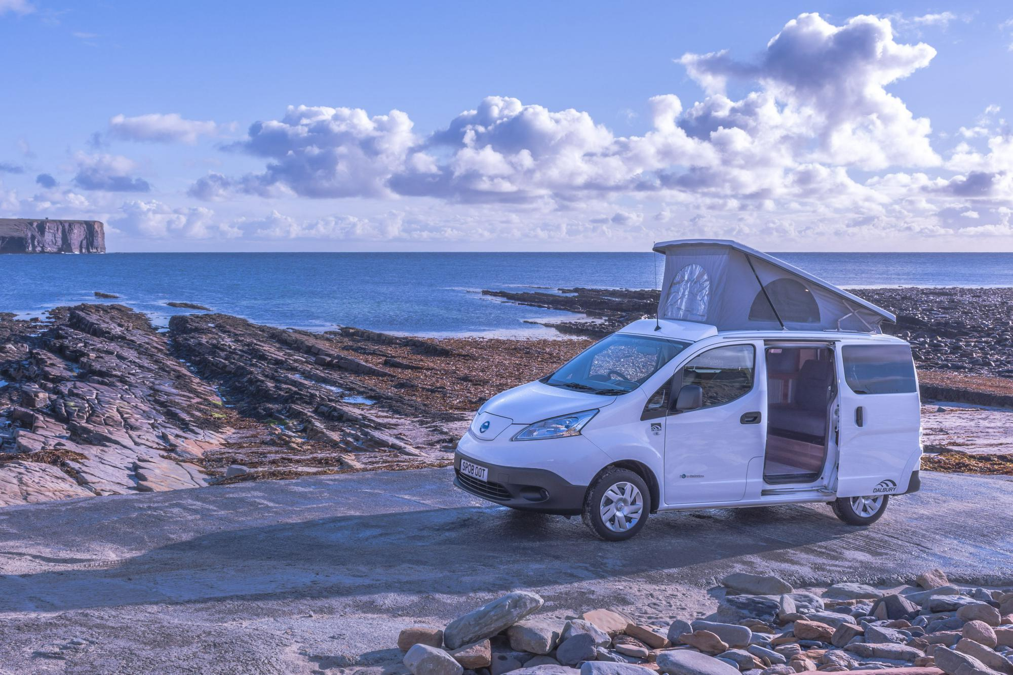 Campervan Hire in the Scottish Isles | Motorhome Rental in the Scottish Isles
