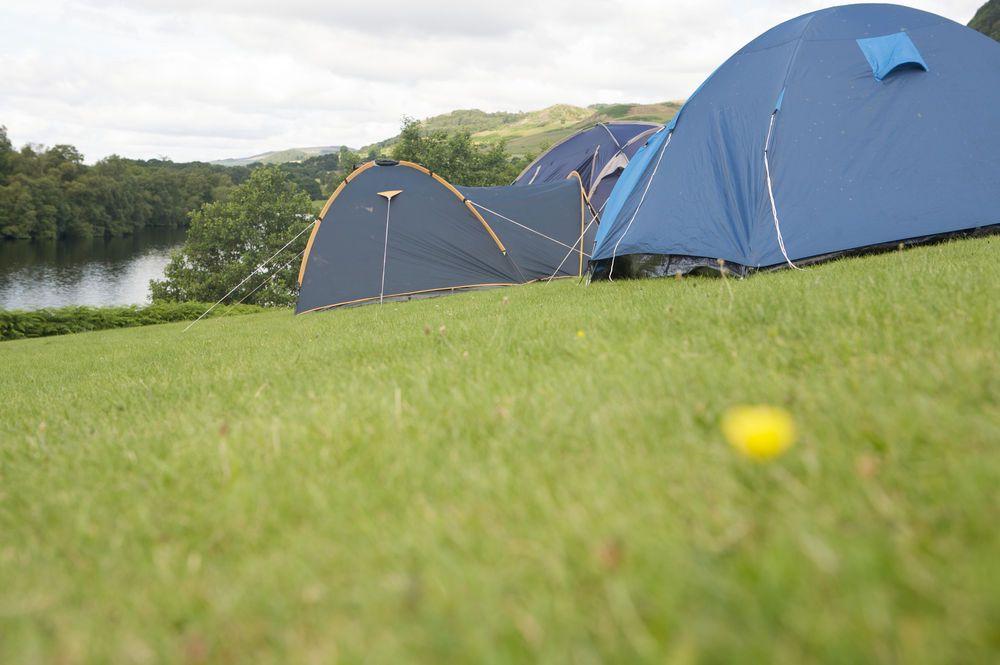 Campsites in Perthshire