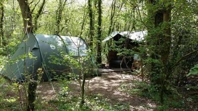 Rent-A-Tent Camping