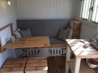 Kestrel Shepherd's Hut
