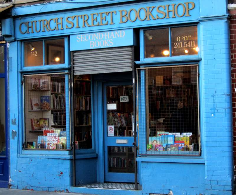 Church Street Bookshop