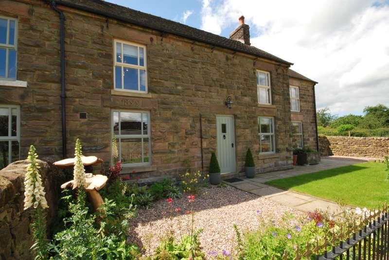 Dannah Cottages 1 & 2 Townend Main Street Kirk Ireton Ashbourne Derbyshire DE6 3JP