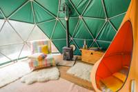 Cosy Dome Ash