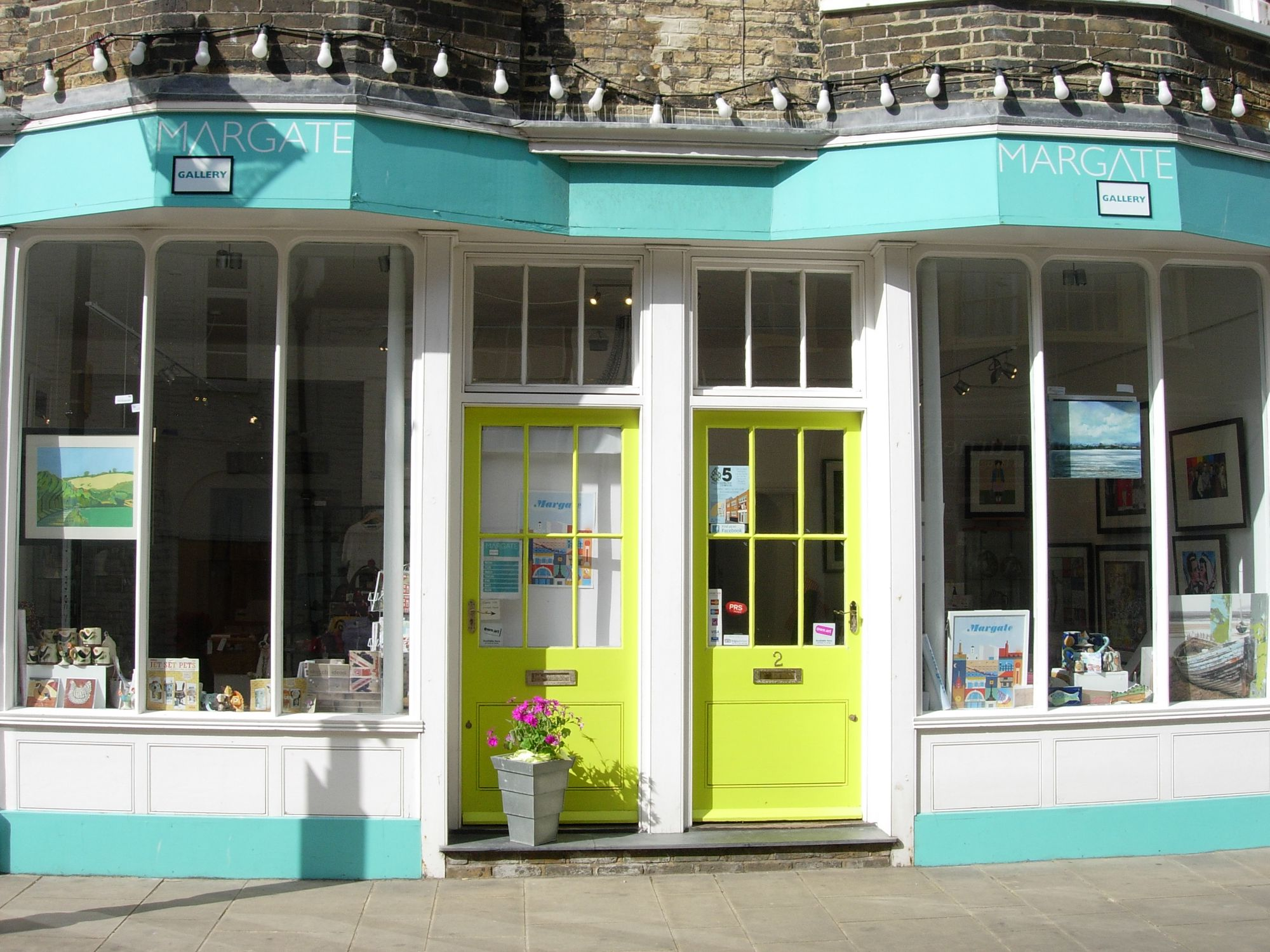 Margate Gallery Shop