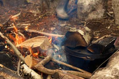 Campfire cooking? Things to consider before you leave home