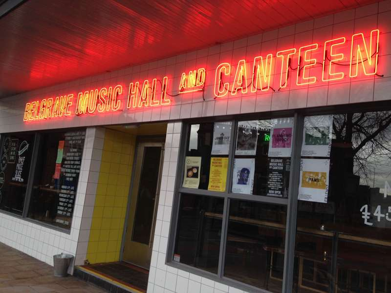Belgrave Music Hall and Canteen