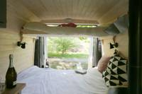 Indie, London, from Quirky Campers
