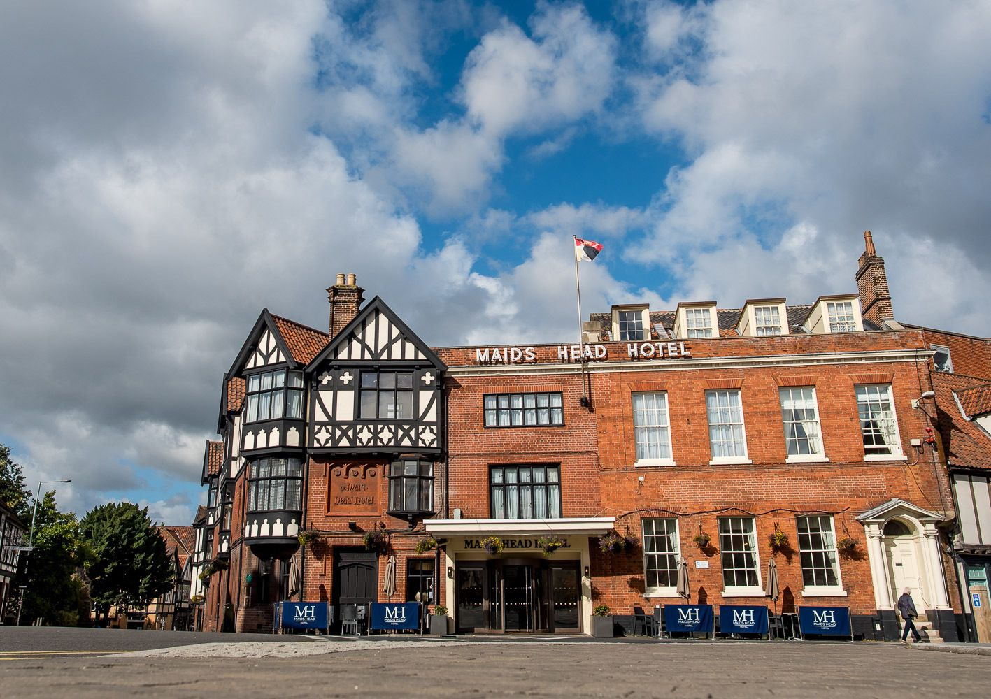 Hotels in Norwich holidays at Cool Places