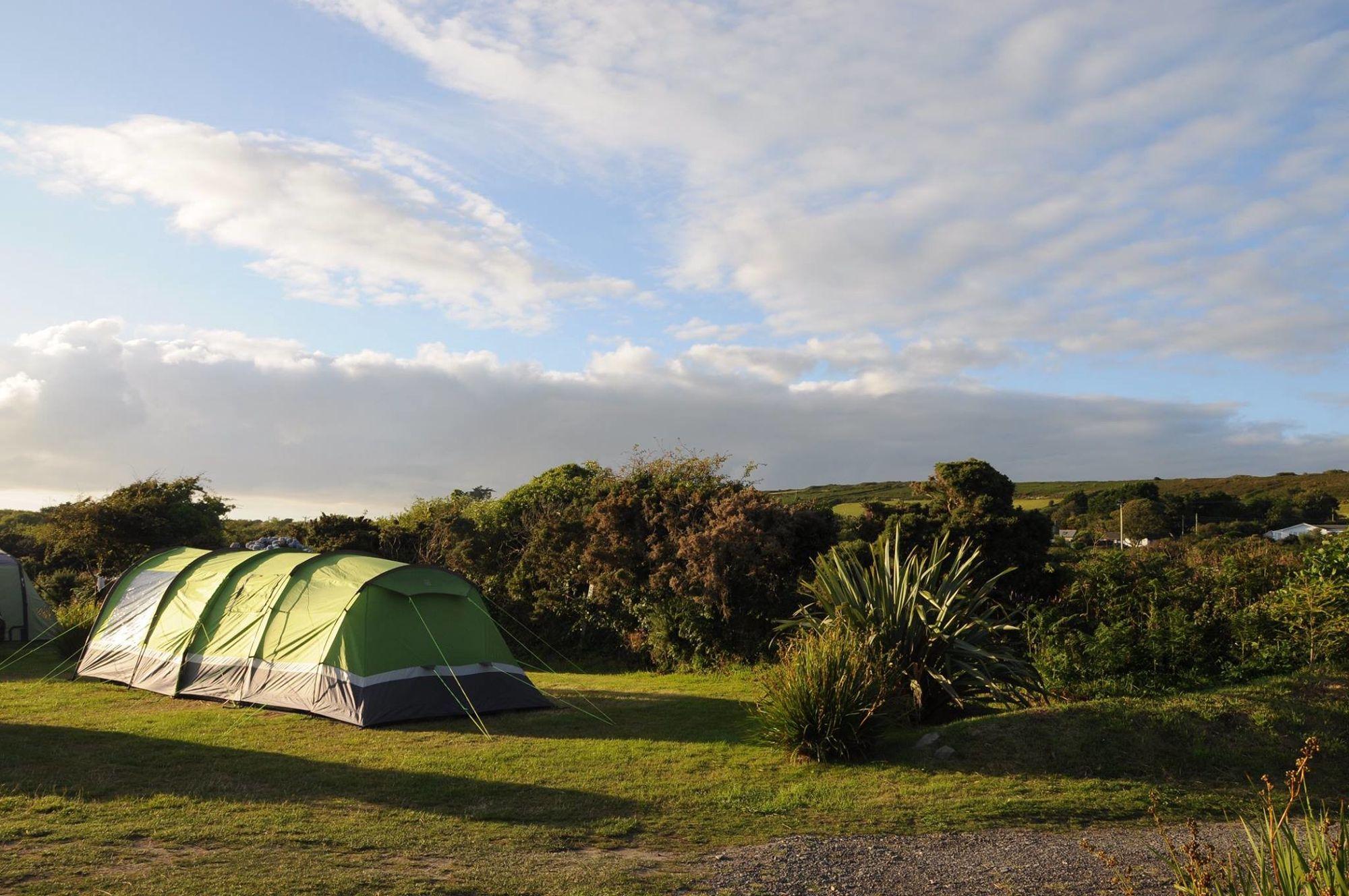 Tremorvu Campsite Lizard Peninsula