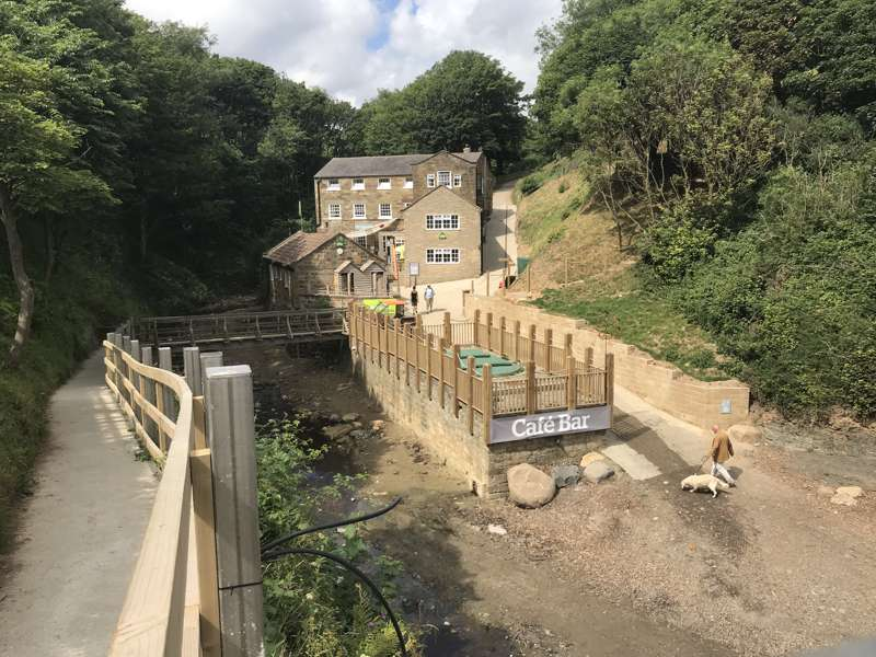 YHA Boggle Hole Mill Beck, Fylingthorpe, Whitby North Yorkshire YO22 4UQ