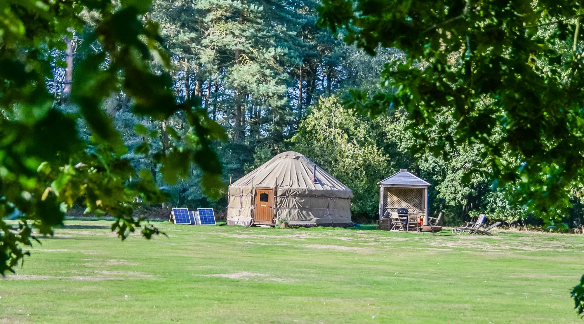 Campsites in North Norfolk Coast – Glampingly