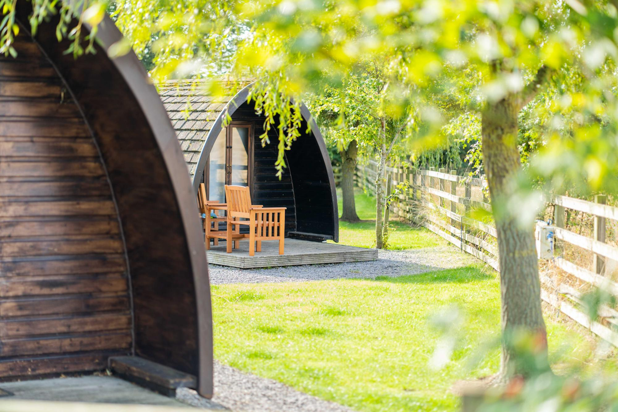 Glamping in Richmond – Cool Camping