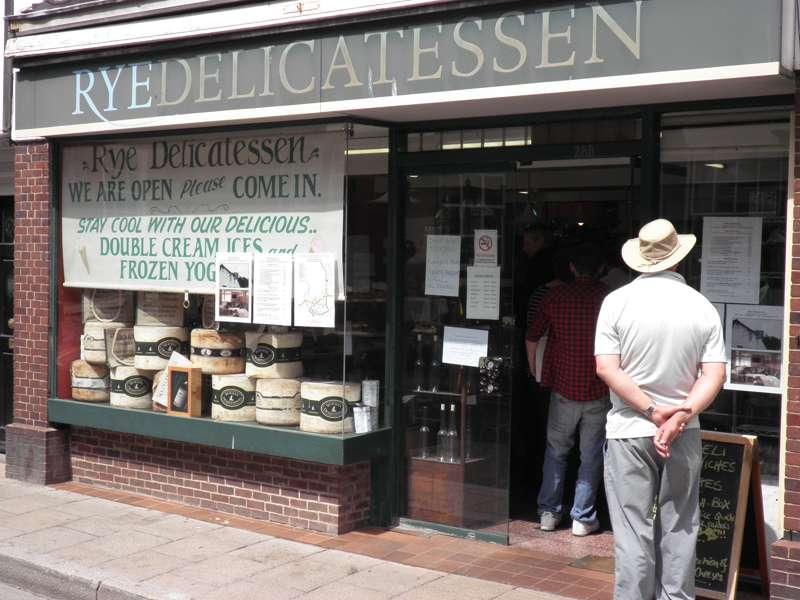 Rye Delicatessen